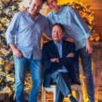 Weihnachtsfotoshootig für die Familie Schwarz. Foto 7