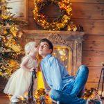 Weihnachtsfotoshootig für die Familie Schwarz. Foto 4