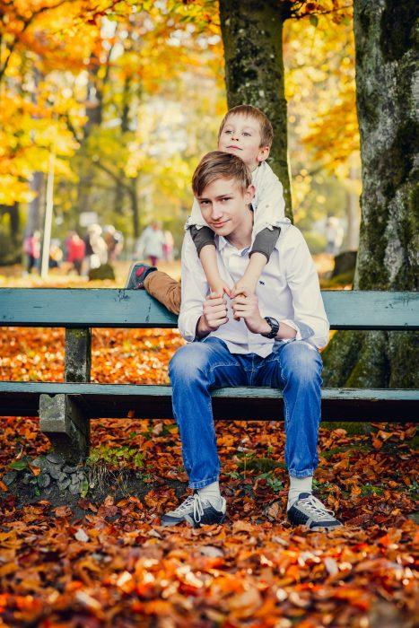 Herbstfotoshooting. Foto 12