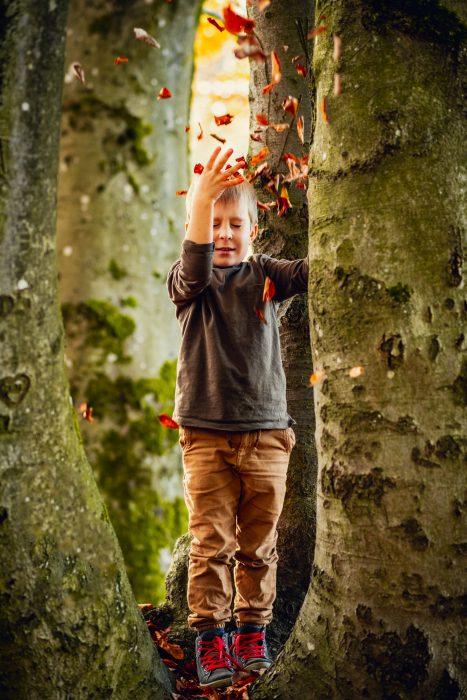 Herbstfotoshooting. Foto 14
