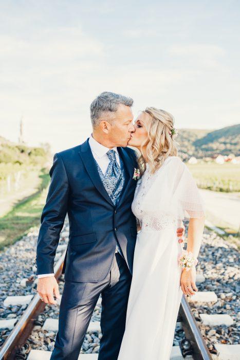 Anna und Christian - ein kleines Teilchen der Hochzeitsfotos. Foto 3