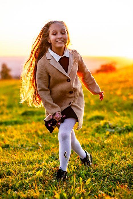 Herbstfotoshooting. Nina. Foto 5