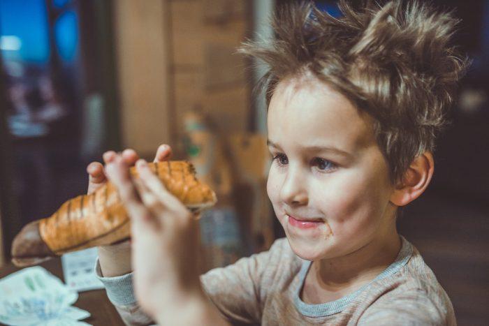 Croissant. Foto 9