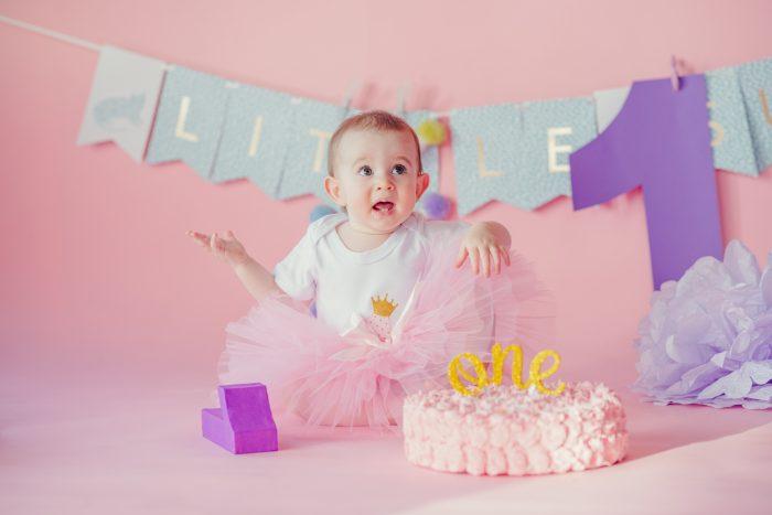 Cake smash. Foto 2