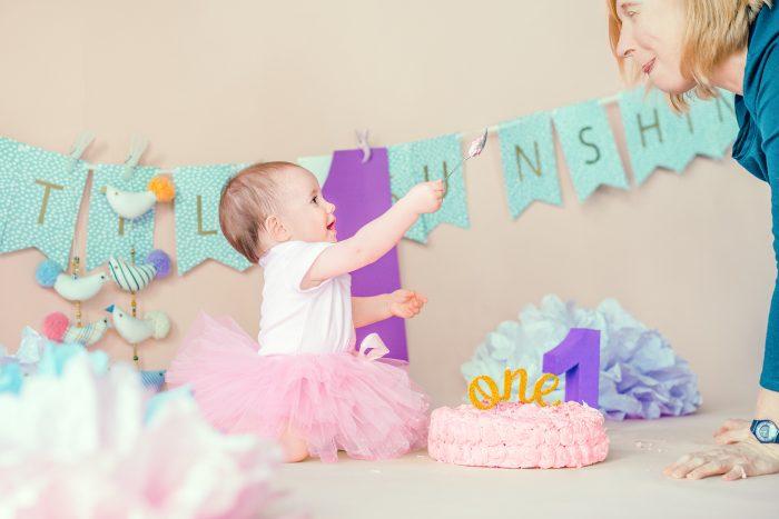 Cake smash. Foto 16