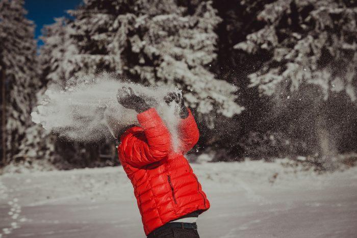 Winteraufnahmen. Foto 6