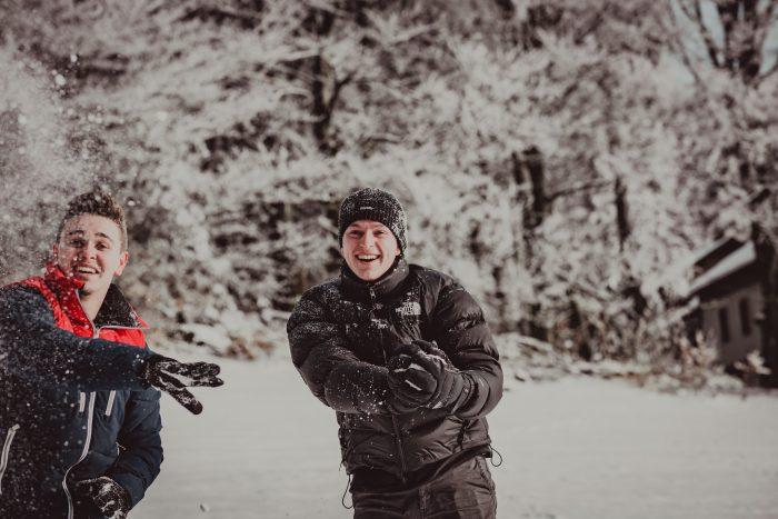 Winteraufnahmen. Foto 7