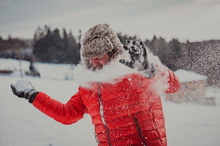 Winteraufnahmen. Foto 8