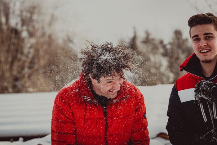 Winteraufnahmen. Foto 16