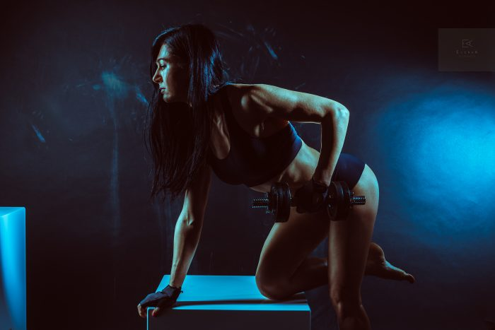 Fitness Fotoshooting Foto 1