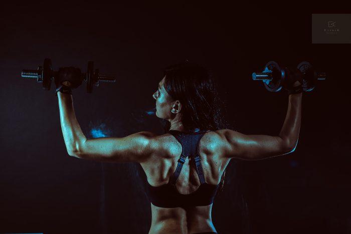 Fitness Fotoshooting Foto 2