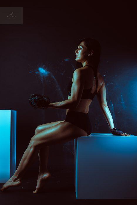 Fitness Fotoshooting Foto 6