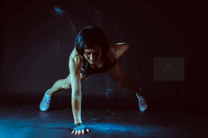 Fitness Fotoshooting Foto 7